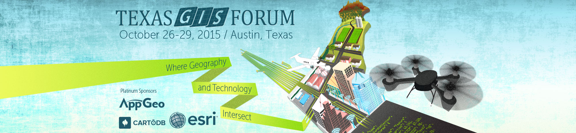 Texas GIS Forum Main Image