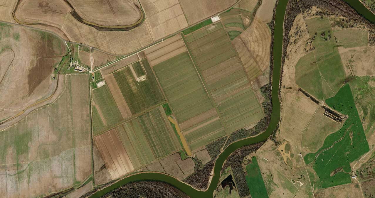 Natural Color preview of Agriculture along the Brazos River