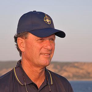 A headshot of Robert Ballard