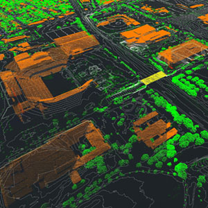 A thumbnail for brazos lidar, showing a 3-D Stadium