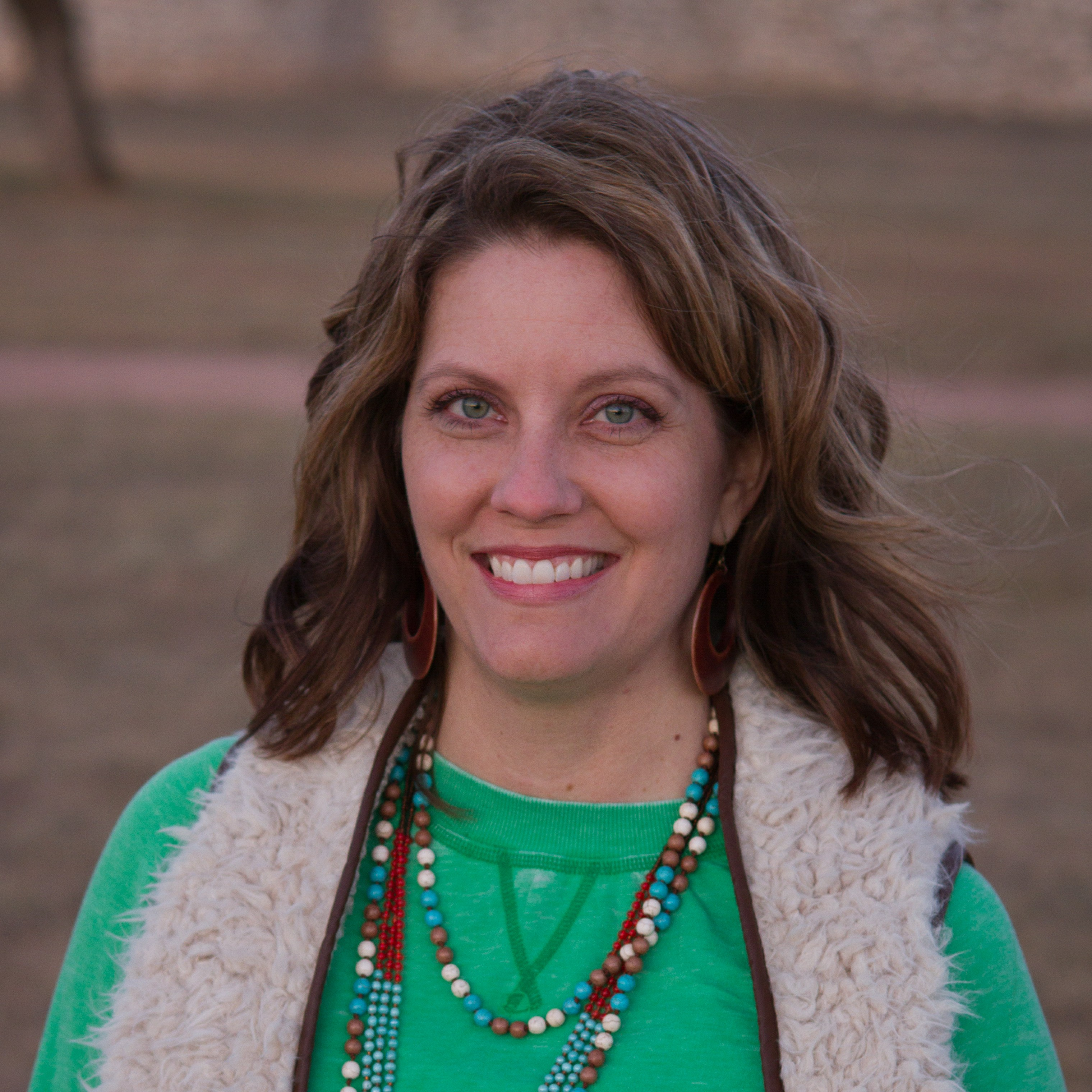 Head shot of Cristy Burch from Texas Parks and Wildlife