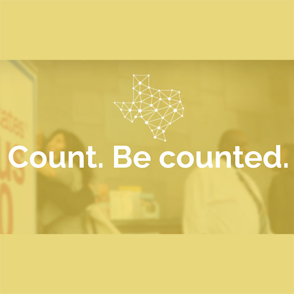 Thumbnail image for Make Texas Count in the 2020 Census