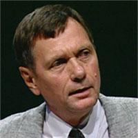 A headshot of Dr. David Cowen