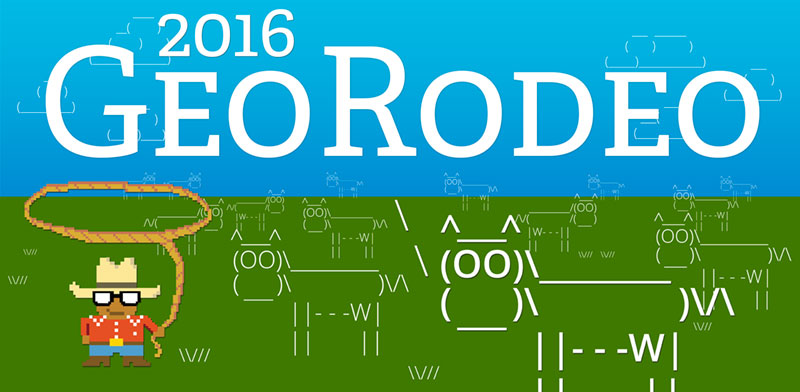 Small Masthead for 2016 GeoRodeo