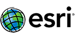 ESRI logo and link to website