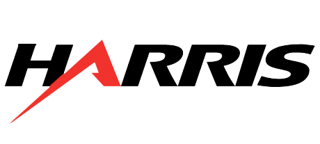 Harris Corporation logo and link to website