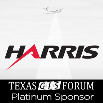 harris logo with platinum sponsor