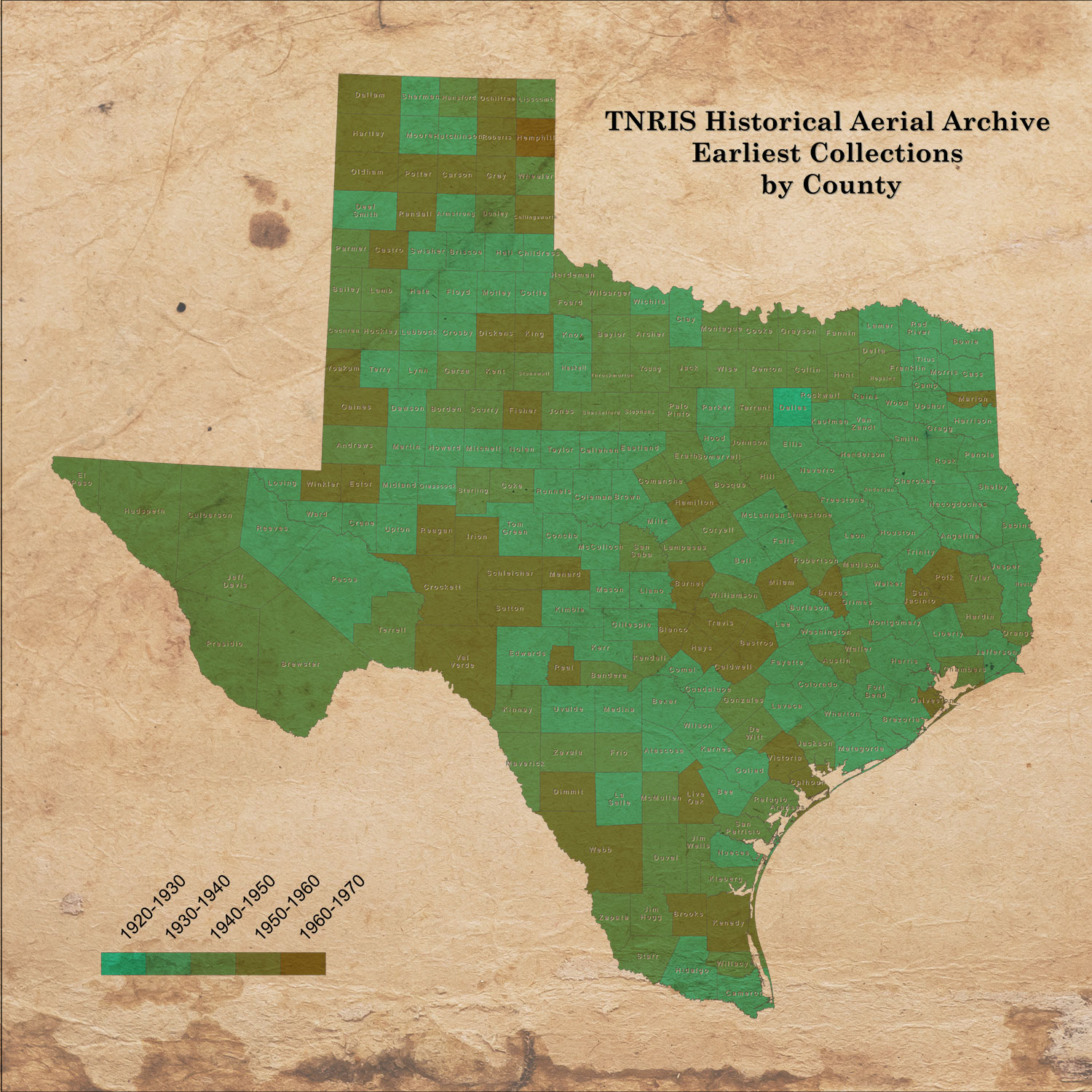 A large preview of the Historical Aerial Availability image