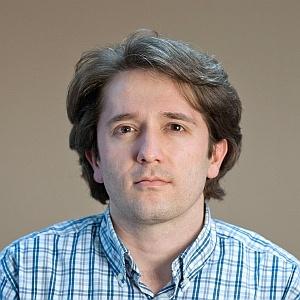 Head shot of Ibrahim Demir from the University of Iowa