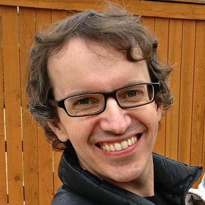 headshot of instructor JD Godchaux