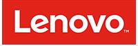 Lenovo geospatial logo and link