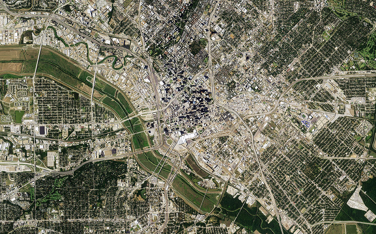 preview of Dallas County imagery at scale 1:39000