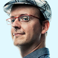 Patrick Meier Small Headshot