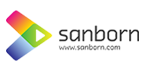 Sanborn logo and link to website