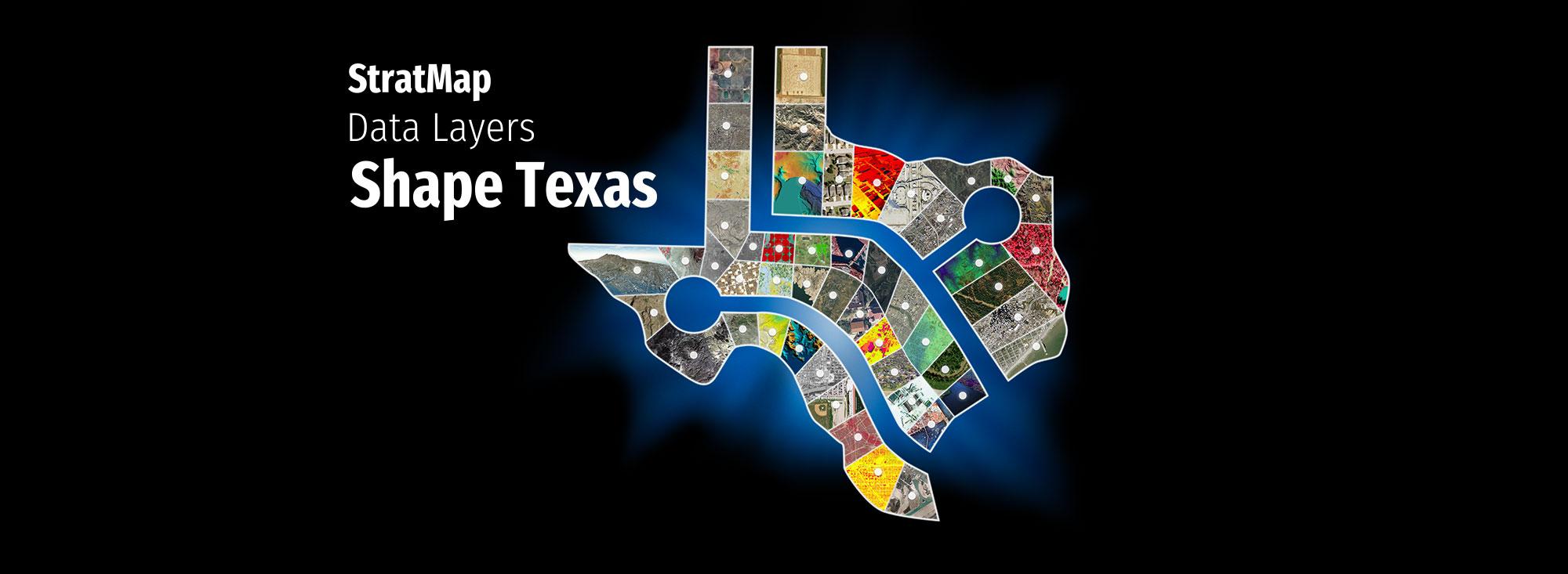 StratMap - Strategic Mapping Program | TNRIS - Texas Natural