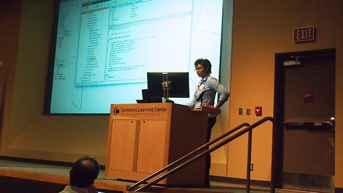 Tatiana Perry discusses Open Source QGIS