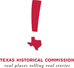 Texas Historical Commission logo and link to website