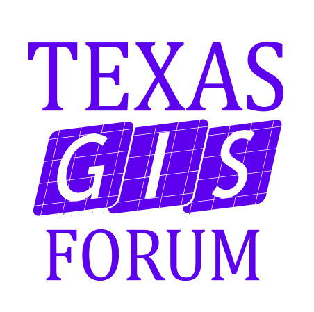 TX GIS Forum logo and link