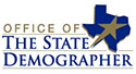 logo and link to state Demographer's office