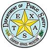 Texas Department of Public Safety Logo and Link to website