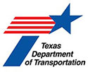 TXDOT logo and link to website