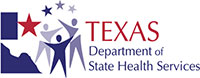 logo and link to state DSHS site