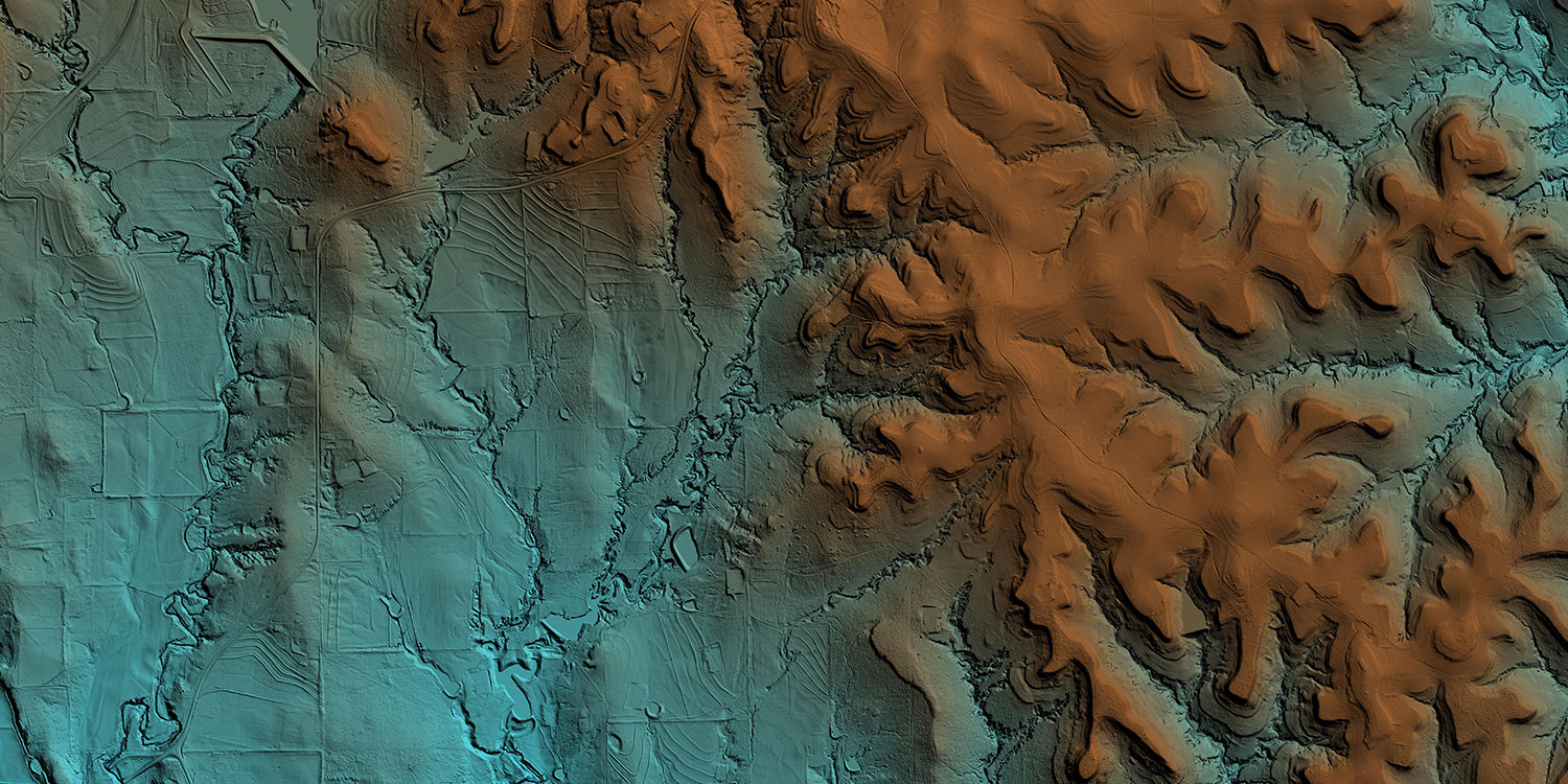 Preview of Lake Whitney lidar